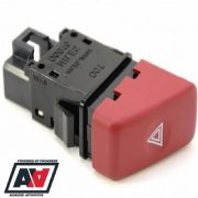 Genuine Subaru Impreza JDM Red Hazard Light Switch 00-07 83037FE030